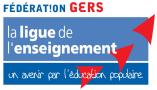 logo Ligue de l'enseignement du Gers