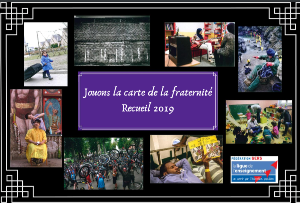 Recueil 2019 - Jouons la carte de la Fraternité - Ligue de l'enseignement du Gers