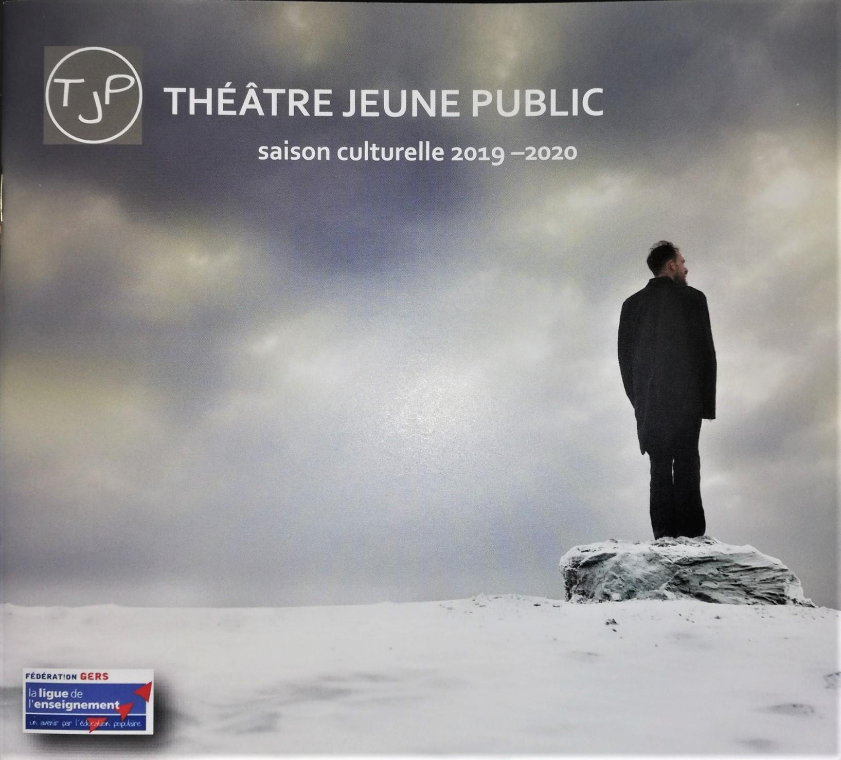 Théâtre Jeune Public - Ligue de l'enseignement du Gers - Saison 2019 - 2020
