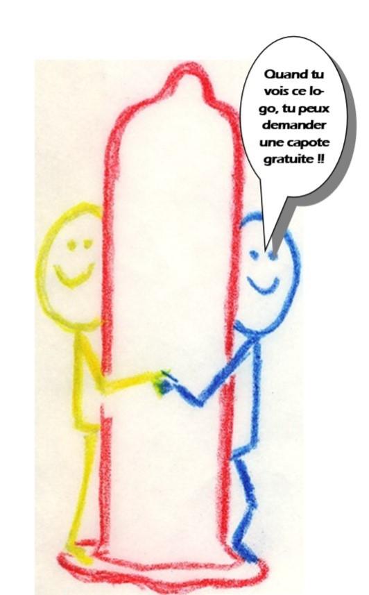 Capote ta vie Ligue de l'enseignement du Gers Prévention VIH