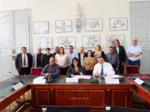 Article La Dépèche, Point d'Appui à la Vie Associative PAVA, Ligue de l'enseignement du Gers