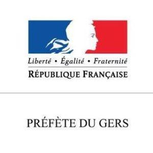 Logo préfecture du Gers Ligue de l'enseignement du GErs